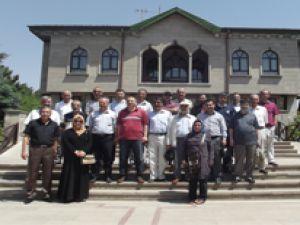 Mazlumder şubeleri Kayseri'de toplandı