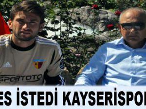 ERTUĞRUL TAŞKIRAN KAYSERİSPOR'DA
