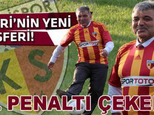 KAYSERİ'NİN YENİ TRANSFERİ ABDULLAH GÜL / Video - Foto Galeri