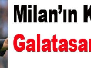 Milan'ın Kaptanı Galatasaray'da!
