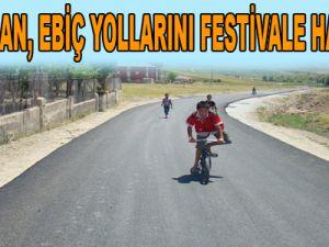 Kocasinan, Ebiç Yollarını Festivale Hazırladı