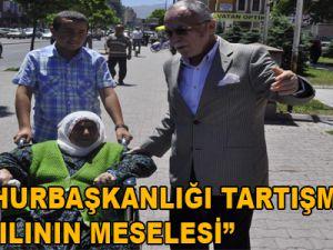 """""""CUMHURBAŞKANLIĞI TARTIŞMALARI 2014 YILININ MESELESİ"""""""