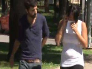 LYS'ye giremeyen kız gözyaşlarına boğuldu / Video