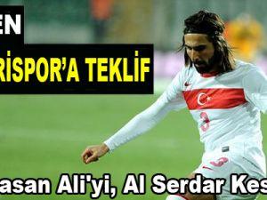 """Ver Hasan Ali'yi, Al Serdar Kesimal'ı"""