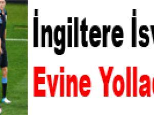 İngiltere İsveç'i Evine Yolladı / Video