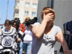 Kayseri'de İnsan Ticareti ve Fuhuş Operasyonu