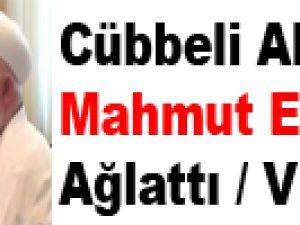 Cübbeli Ahmet, Mahmut Efendi'yi Ağlattı / Video