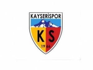 Kayserispor 'logosunu' arıyor