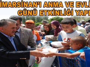 636. MİMARSİNAN'I ANMA VE EVLİYALAR GÜNÜ ETKİNLİĞİ YAPILACAK