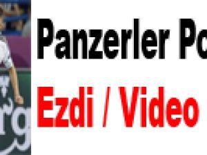 Panzerler Portakalları Ezdi / Video