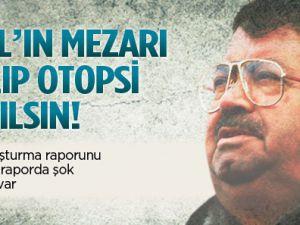DDK: Özal'ın ölümü şüpheli, mezarı açılsın!