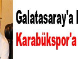 Galatasaray'a Değil, Karabükspor'a Gitti / Video