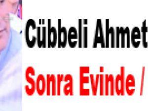 Cübbeli Ahmet Hoca Aylar Sonra Evinde
