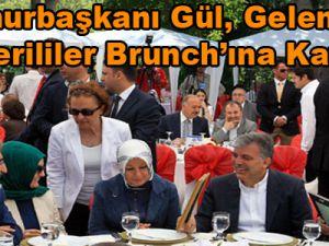 Cumhurbaşkanı Gül, Geleneksel Kayserililer Brunch'ına Katıldı / Video