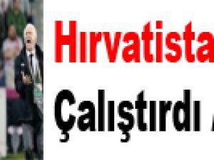 Hırvatistan Kafayı Çalıştırdı Video