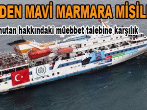 İsrail'den Mavi Marmara Misillemesi!