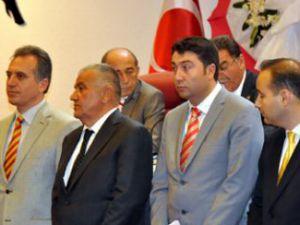 Kayserispor yönetimi görev dağılımı yaptı