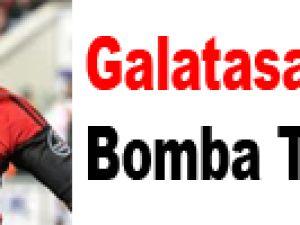 Galatasay'dan Bomba Transfer