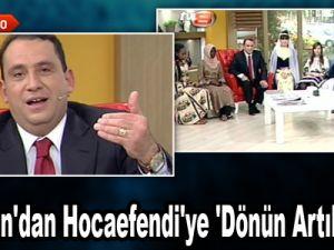 Erkan Tan'dan Hocaefendi'ye 'Dönün Artık' Çağrısı - VİDEO