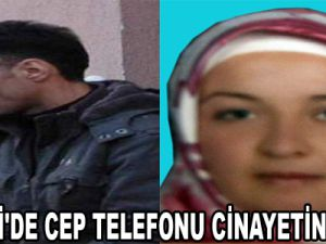 KAYSERİ'DE CEP TELEFONU CİNAYETİNE 20 YIL