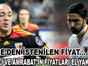 Amrabat ve Hasan Ali 21 Milyon Euro