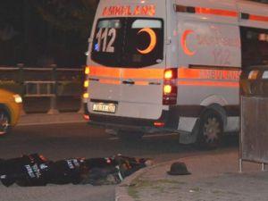 İstasyon Caddesi'nde Otomobilin Çarptığı Yaşlı Adam Hayatını Kaybetti