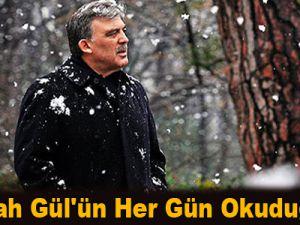Abdullah Gül'ün Her Gün Okuduğu Dua