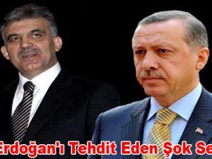 Gül Ve Erdoğan'ı Tehdit Eden Şok Ses Kaydı