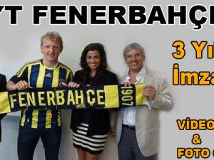Dünya yıldızı Fenerbahçe'de!