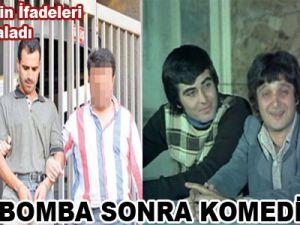 Önce Bomba Sonra Komedi Filmi