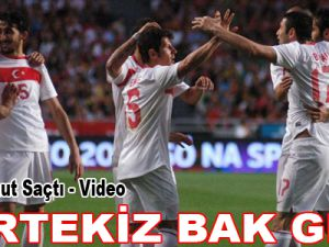 ''Portekiz Bak Git..'' - Video