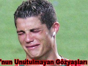 Ronaldo'nun Unutulmayan Gözyaşları / VİDEO