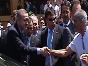 Erdoğan'dan Selama 'I love you' Karşılığı - Video