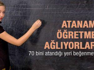 Bakanlıktan 70 Bin Öğretmene Çağrı