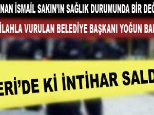 Kayseri'deki İntihar Saldırısı