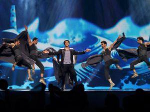 Twitter'da Eurovision - Can Bonomo Yorumları