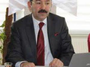 Kayseri MMO Başkanı Hakan Özcan İntihar Saldırısnı Kınadı