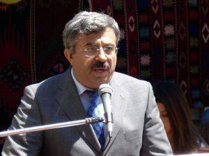 Kayseri Has Parti İl Başkanı Dr.İsmail Gökşen İntihar Saldırısını Kınadı