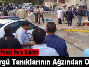 Görgü Tanıkları Pınarbaşı'ndaki Hain Saldırıyı Anlattı - Video