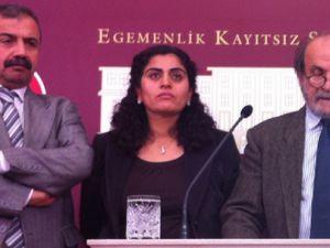 Flaş BDP'de 3 vekil istifa etti