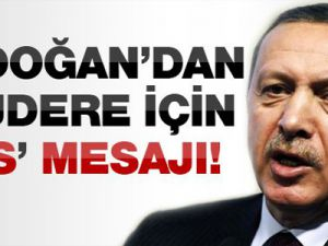 Başbakan Erdoğan Uludere için 'susun' talimatı!