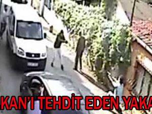 Başbakan'ı tehdit eden tutuklandı