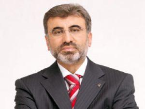 Enerji ve Tabii Kaynaklar Bakanı Taner Yıldız Regaib Kandil Mesajı