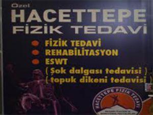 Kayseri Özel Hacettepe Fizik Tedavi Kandil Mesajı