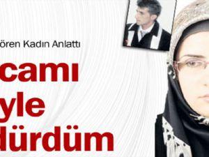 Gülfidan Kuşoğlu: 'Kocasını nasıl öldürdüğünü anlattı'