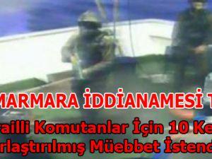 Mavi Marmara iddianamesi tamam