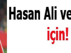Hasan Ali ve F.Bahçe için!