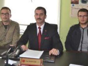 Ülkücü İşçiler Derneği SGK Haftasını Kutladı