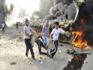 2 Canlı Bomba Patladı: 100 Ölü - Video