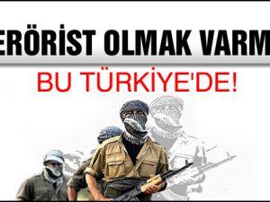 Türkiye'de terörist olmak